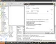 Скриншот BitComet с 3 открытими окнами